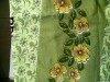 brushed bedsheet fabric (100% polyester)