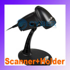 Laser Barcode Scanner with Stand