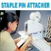 Plastic Staple Machine