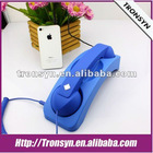 analog telephone handset for Iphone/Nokia/Samsung/Blackberry/HTC/Ipad/Macbook etc