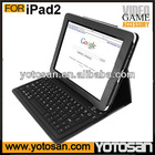 High Quality Bluetooth Keyboard Case for iPad 3