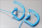 DS-GE58 2011 hot sales sport earhook earphone with mic