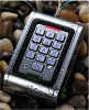 waterproof access control keypad