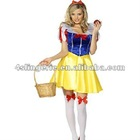 classic Snow White costume, party costume hot sale in 2012 CT1084