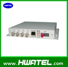 4 channel Digital Video Optical Multiplexer , Video Optical Converter
