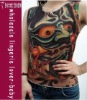 Fashion Wicked Dragon Sleeveless Tatoo Shirt