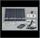 20W Solar Home System