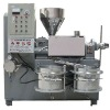 2012 Hotest High OUTPUT Model 6YL-118 peanut Screw sunflower seed Oil Press with high quality
