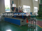 Conical twin screw extruder(PVC extuders)