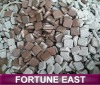 Chinese Red Porphyry Cobble Stone