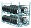 metal tyre rack