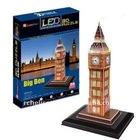 Cubic Fun LED Big Ben Puzzles
