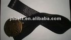 Bats buckle genuine leather belt