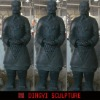 ancient figure statue,Terracotta Warriors