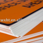 PP Corrugated hollow Board(Sign and Graphic Grade)