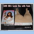 Genie Bra with pads, Seamless Bra, AHH AHHH Bra (LT-7016B)