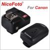 Camera accessories Speedlite trigger for Canon speedlite, receiver with umbrella hole