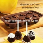 silicone silicone chocolate molds supplier