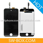 Digitizer Touch Panel + LCD Display Screen with Flex Cable for iPod Touch 4