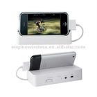 Newest digital vibration speaker for iphone