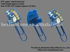 PVC paper clip(BOM-023,Small size)