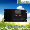 GIE PR 10A 15A 20A 30A charge controller/solar street light controller LCD display