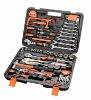 78pcs aluminium case hand tool