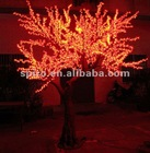 121w red LED azalea tree holiday tree