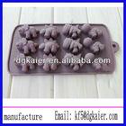 funny silicone cake mold