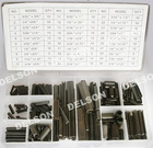 Roll pin assortment (LRD-8025)