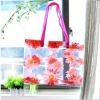 fashionable colorful shopping bag