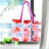 fashionable colorful shopping bag
