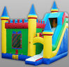 cheap jumping castles inflatable water slide