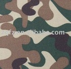 Printed pvc coated polyester oxford fabric