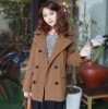 Customized elegant coat for ladies