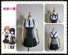 Inu x Boku SS Shirakiin Ririchiyo Karuta Roromiya costume