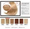 CHINSE HAIR FIBER BANGS - 2CLIPS BANGS