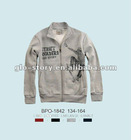 2012 the newest design boys blazer flannel lined jacket