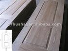 natural ash veneer HDF molded door skin 2150*780*3mm