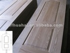 natural ash veneer HDF molded door skin 2150*780*3mm