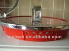 with handle Tempered Glass Lid