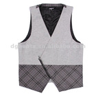 Men's fashionable sleeveless vest 2013 collection,man suit