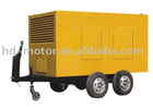 GT series Trailer generator set 2 4 wheels lowest price best quality diesel generator set