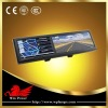 GPS Rearview mirror 4.3inch LED displayer car safe system reversing system car camera