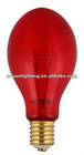 E110 Red Glass Fishing Light