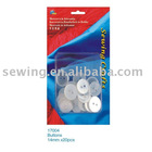 high quality Lady's cloth Buttons(No17004)