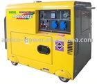 5KW Silent Diesel Generators