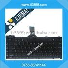 Original 1200 2200 US keyboard NSK-D6001 9J.N7682.001