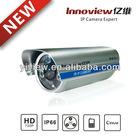1.3 megapixel H.264 Onvif waterproof IR IP camera