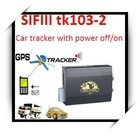 gps vehicle tracker system device gsm/gps tracker security system( free google map platform)